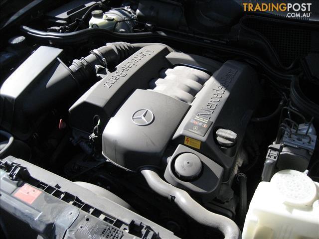 MERCEDES 2001 E320 V6 3.2LT ENGINE