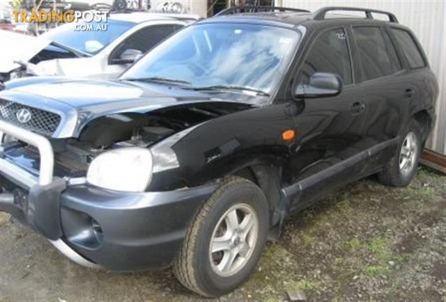 Hyundai Sante Fe 2003 - Wrecking Complete Vehicle