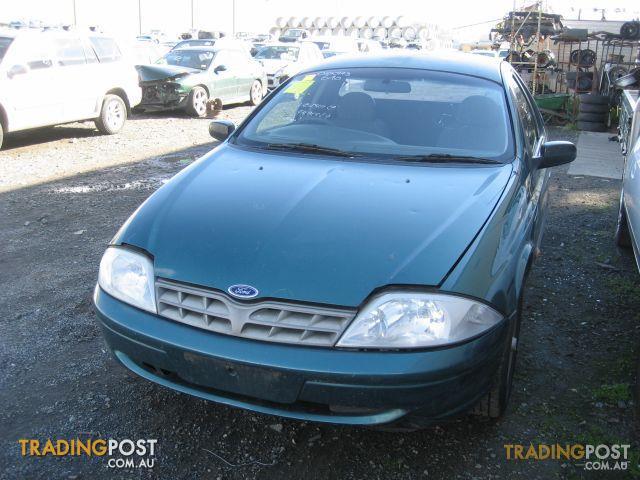 Ford AU Ute 2001 V8