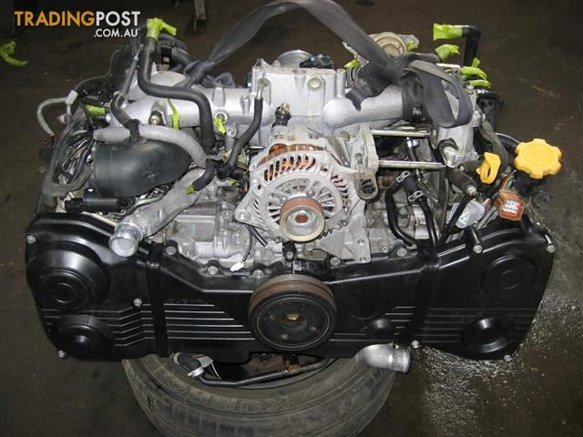 SUBARU IMPREZA 2006 WRX EJ25 ENGINE FOR SALE (105,000KM)