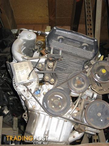 KIA MENTOR 1.5LT TWIN CAM ENGINE