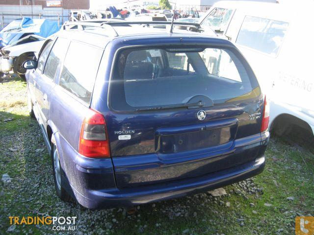 Holden Vectra 2001 S/Wagon Complete Car Wrecking
