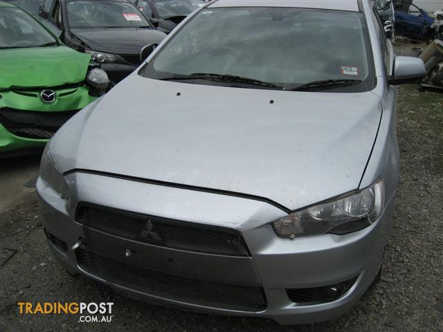 MITSUBISHI LANCER CJ 2009 SEDAN FOR PARTS (COMPLETE CAR)