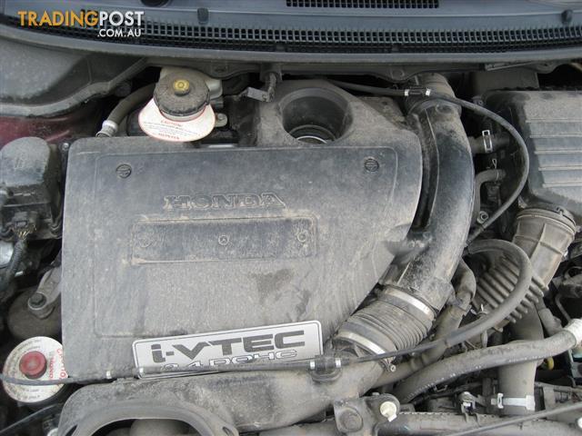 HONDA ODYSSEY 2008 ENGINE 4 CYLINDER CAN HEAR RUNNING