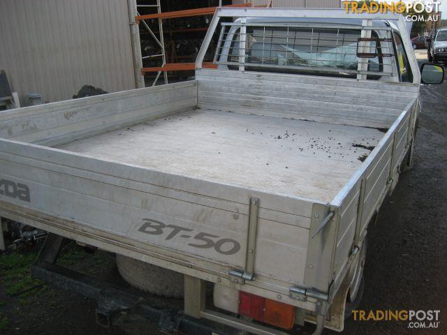 Ford Ranger or Mazda BT-50 Alloy Tray