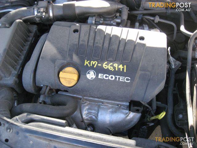 HOLDEN ASTRA Z18XE 1.8LT ENGINE (66,000km)