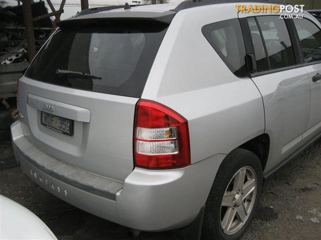 JEEP COMPASS 2008 DIESEL FOR PARTS & WRECKING (CALL US)