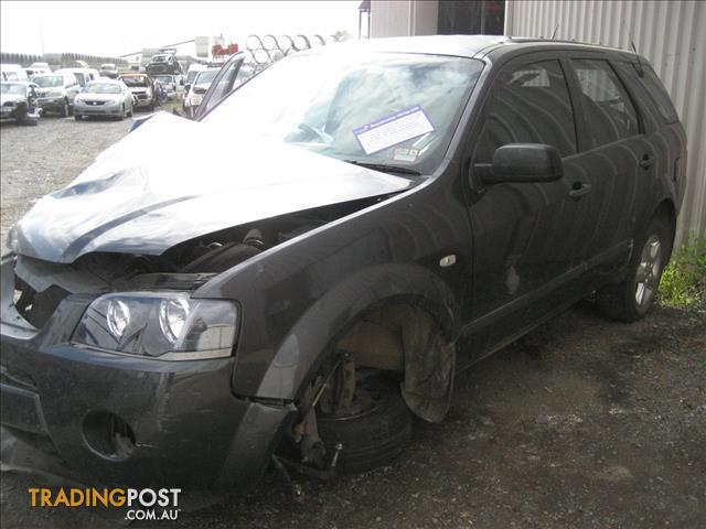 FORD TERRITORY 2007 FOR WRECKING