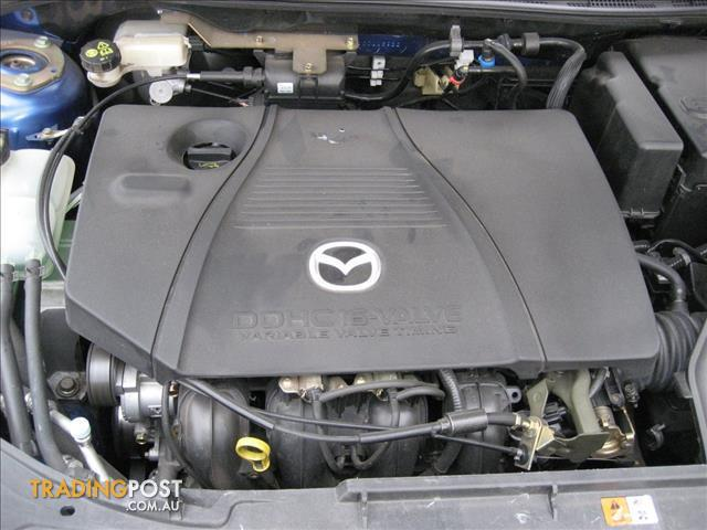 mazda   sp engine