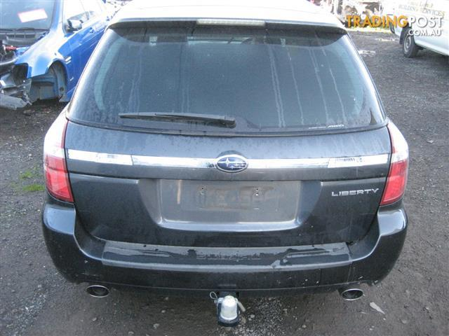 LIBERTY 2007 S/WAGON FOR WRECKING, MANY PARTS