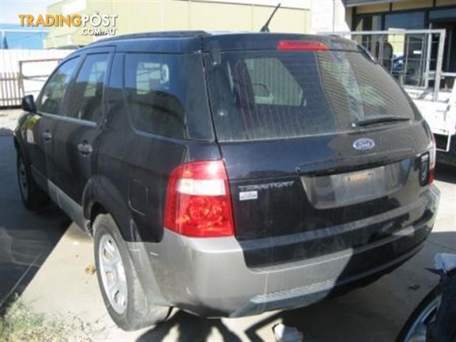 Ford Territory 2006 Complete Car Wrecking