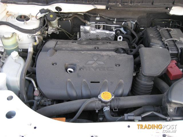 MITSUBISHI OUTLANDER ENGINES FROM 2004 TO CURRENT MODEL (OVER 30 ENGINES IN STOCK)