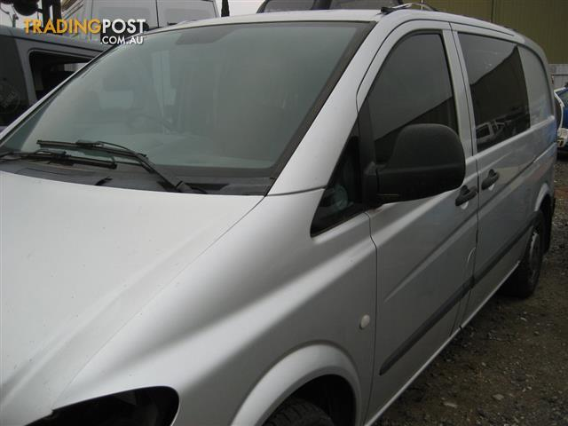 MERCEDES VITO 2008 115CDI SERIES FOR PARTS & WRECKING (CALL US)