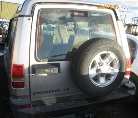 LANDROVER DISCOVERY 1999 Wrecking Complete Car