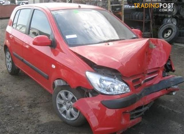 HYUNDAI GETZ 2006 Wrecking Complete Car - ALL PARTS