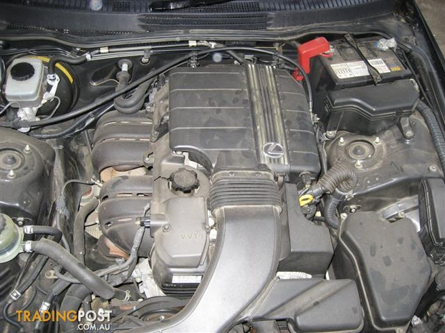 LEXUS IS 200 2004 ENGINE ( MANY OTHER ENGINES IS STOCK)