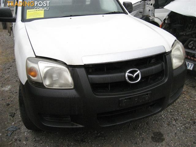 MAZDA BT50 2010 FOR PARTS (2WD) WRECKING 4 COMPLETE CARS
