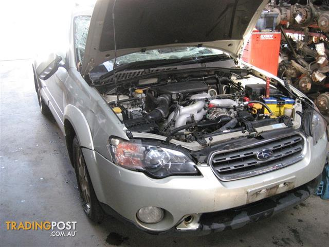 SUBARU OUTBACK 2005 FOR PARTS (COMPLETE CAR)