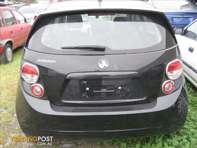 BARINA TM 2011 ALL PARTS (COMPLETE CAR FOR WRECKING)
