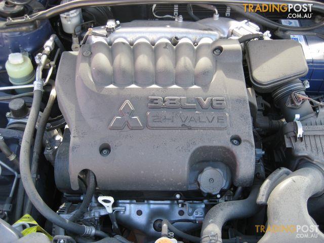 Mitsubishi 380 2008 ENGINE