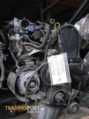 SUZUKI BALENO 96 MODEL 1.6LT ENGINE