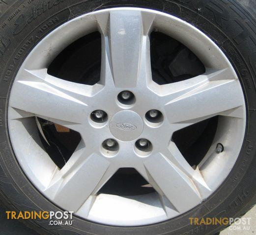 Ford Territory Mag Wheels