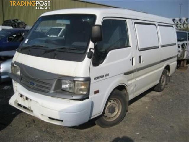 MAZDA E2000 (2003 MODEL)