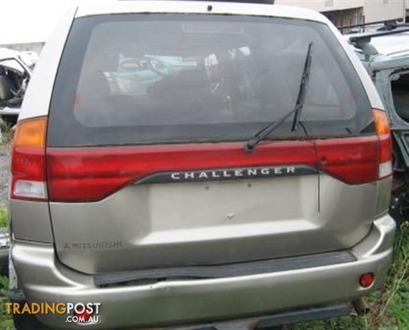 MITSUBISHI CHALLENGER 99 - Complete Car Wrecking