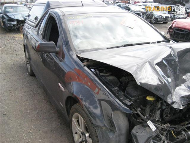 HOLDEN SV6 UTE 2010 FOR PARTS