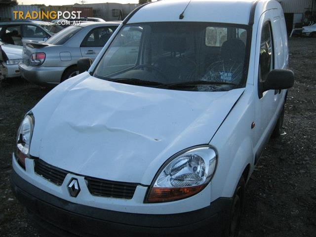RENAULT KANGOO 2004 FOR PARTS COMPLETE CAR STILL DRIVES