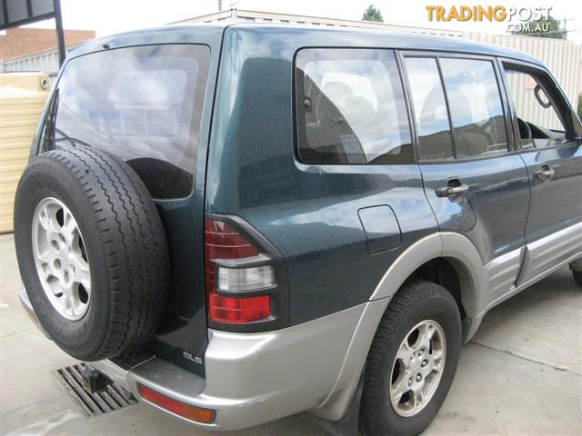 MITSUBISHI PAJERO 2001 NM FOR PARTS (COMPLETE CAR)