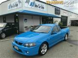 2006 Ford Falcon XR6 BF MkII Cab Chassis