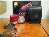 Nikon COOLPIX S230 - FREE PROTECTIVE CASE