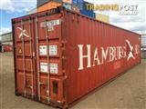 40' Cargo Worthy Shipping Containers SALE- Muswellbrook $2250 + GST