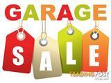 REVESBY GARAGE SALE
