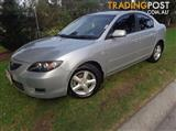 2007 MAZDA 3 MAXX BK Series 2 SEDAN