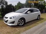 2012 HYUNDAI I40 ACTIVE VF WAGON