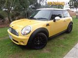 2007 MINI HATCH COOPER R56 HATCHBACK
