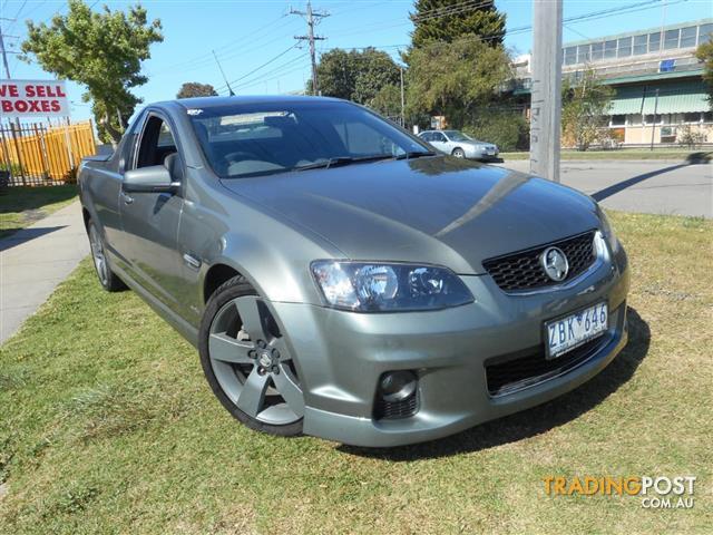 2012 Holden Ute Sv6 Thunder Ve Series Ii Utility For Sale In