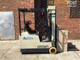 Crown  Electric Counterbalance Forklift