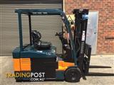 Toyota 7FBE20 Electric Counterbalance Forklift