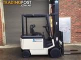 Crown 50FCTT258 Electric Counterbalance Forklift