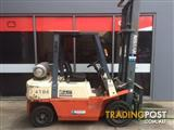 Nissan  LPG / Petrol Counterbalance Forklift
