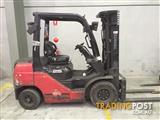 Toyota 62-8FD25 Diesel Counterbalance Forklift