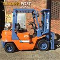 Heli(Pacific) CPQD20 LPG / Petrol Counterbalance Forklift