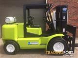 Clark CGP55  LPG / Petrol Counterbalance Forklift