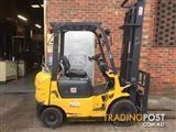 Dalian(Dacha)  LPG / Petrol Counterbalance Forklift