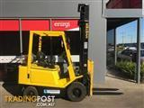 Hyster H2.00SBX LPG / Petrol Counterbalance Forklift