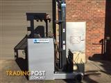 Nissan JH01 Reach Forklift Forklift