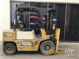 Yale GTP050 LPG / Petrol Counterbalance Forklift